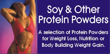 Buy Soy Protein Powder with Spirulina and Nutrients Packed with 12 to 15 grams of Quality Protein.