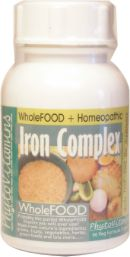 Whole Food Iron Supplement