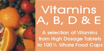 Vitamin Supplement : Natural Vitamin E Vitamin C Vitamin D and Vitamin A.
