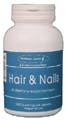 hair and nail : Homeopathic medicine for homeopathic treatment with homeopathic remedy.