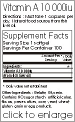 Vitamin A 15 000iu : Natural vitamin e or vitamin c or vitamind or vitamin aand vitamin supplement